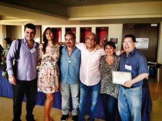 Astrólogos no XXXI Congreso Ibérico Internacional de Astrología. Palma de Mallorca-ES, Jun/2014.