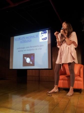 VII Circuito NAcional de Astrologia CNA - SP, Nov/2012.