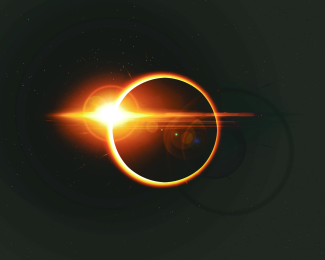solar-eclipse- x