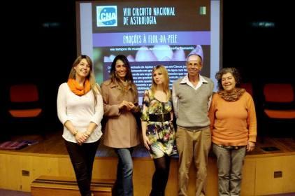 VIII Circuito Nacional de Astrologia CNA - RS . Jul/2013.